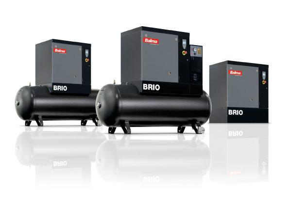 Compressori rotativi Balma